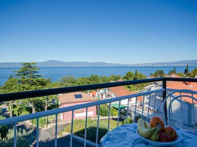 Photo for Apartments Dragica (67961-A2) - Njivice - island Krk