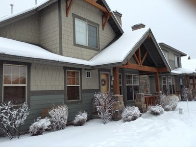 Photo for Fox Point at Redstone Townhouse - Park City  *Available for Spring Break 2019*