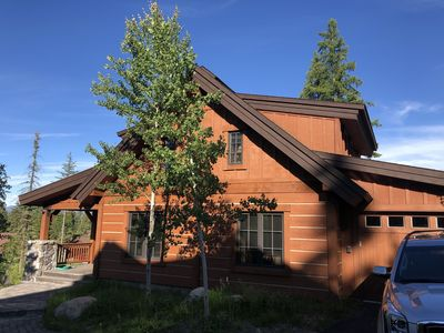 Photo for WONDERFUL 4B/4BA CHALET WITH LAKE VIEWS AT TAMARACK RESORT