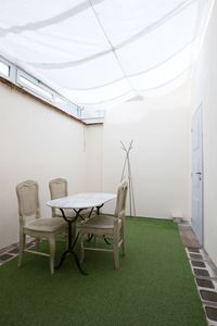 Photo for Les Charmots Patio charming studio in the city center
