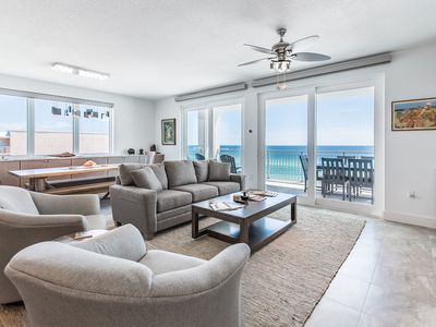 Photo for 6th Floor Gulf Front Condo w/ Luxury Resort Amenities, Near Dining, More!