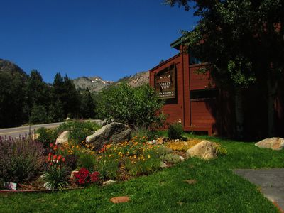 Photo for Squaw Valley View townhome - 2 bdrm short walk on bike trail to Village
