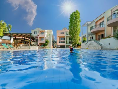 Photo for Lotus Hotel | Luxury Studio Near To Agioi Apostoloi Beach
