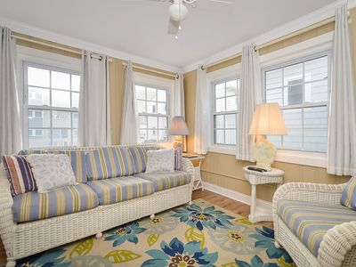 Photo for Charming 2 Bedroom Condo Just Steps to the Beach!