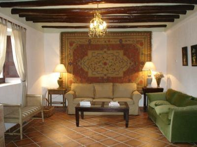 Photo for Rural house Vega de Antequera for 4 people