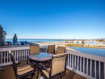 Photo for Beautiful Pano Ocean & Harbor View Penthouse at NCV w/2 Ocean View Balconies