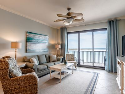 Photo for Updated with gorgeous coastal decor! Incredibly comfortable, spacious & clean!