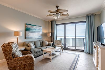 Updated with gorgeous coastal decor! Incredibly comfortable, spacious &  clean! - Orange Beach