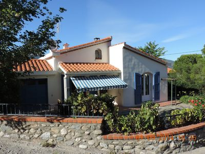 Photo for Detached Holiday Villa with swimming pool, South of France, 3 Bedrooms, sleeps 6