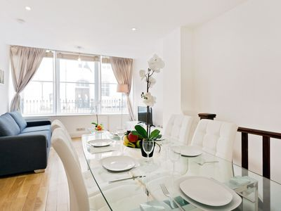 Photo for IN THE HEART OF MARYLEBONE CLOSE TO HYDE PARK - LOVELY 2BR HOUSE!