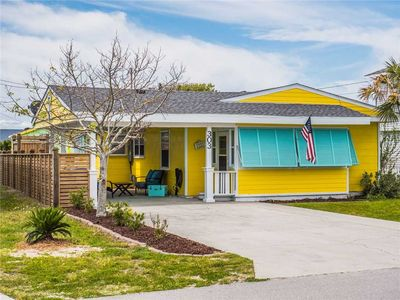 Photo for The Surf Shack: 3 BR / 2 BA house in Surf City, Sleeps 7 - Fenced Yard