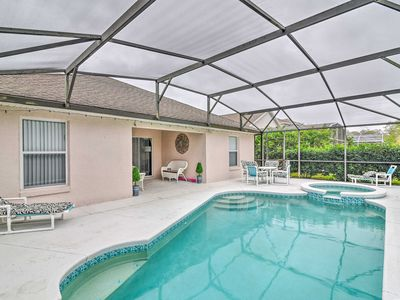 Photo for Kissimmee Home w/Pool & Hot Tub - 15 Min to Disney