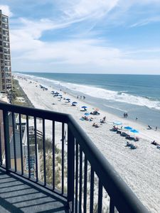 Photo for Oceanfront condo with panoramic views of the Atlantic Ocean