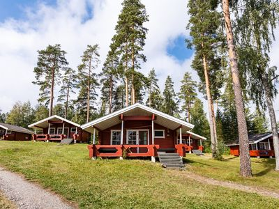 Photo for Four-bed cottage with sauna