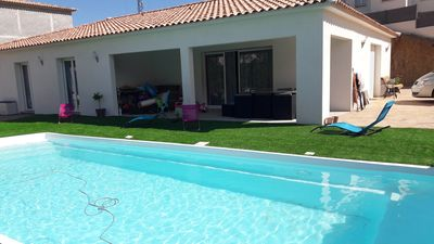 Photo for VILLA 4 BEDROOM HEATED PRIVATE POOL