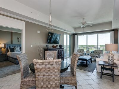 Photo for The Wharf 805- Gorgeous 2 BR 2 Bath unit- Best shopping & dining in Orange Beach