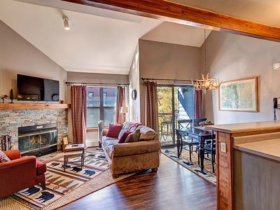 Photo for River Mountain Lodge W309 Ski-in Condo Downtown Breckenridge Vacation