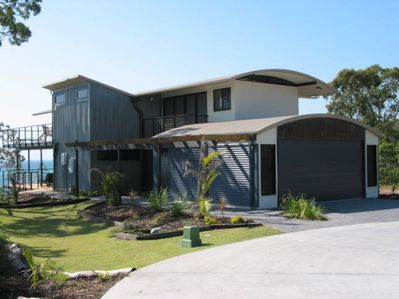 External view of House