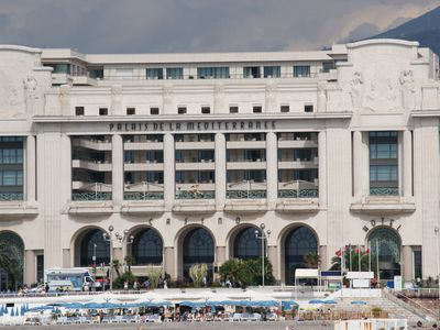 Photo for (NEW) Give yourself the best! Most prestigious residence in Nice (Beach, center)