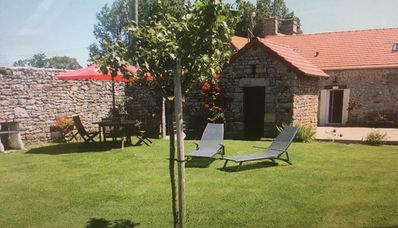 Photo for For 6 people in the countryside and very close to the sea