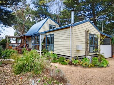 Photo for Cottage in the Treetops - 400 metres to beach