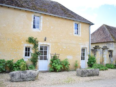Photo for Authentic house in the heart of Perche
