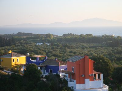 Photo for ILIS VILLAS, Yrmini (Blue Lilac villa), with big verandas, near sandy beaches