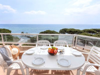 Photo for Apartment Blanes Playa  in Blanes, Costa Brava - 6 persons, 3 bedrooms
