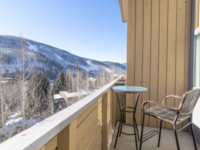 Photo for 1BR Loft Near Year-Round Attractions with Vail Mountain Views