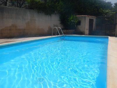 Photo for Vacation In A Villa With Private Pool 8 km from Cassis