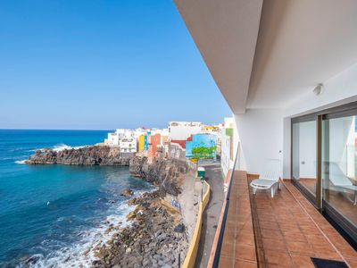 Photo for Fantastic dog-friendly lofts near the sea w/ free WiFi & fully-equipped kitchens