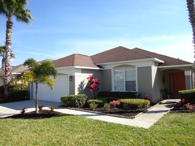 Photo for 4 Bedroom Pool Home in Golf Community Near Disney