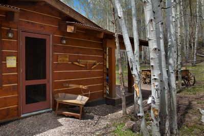 Easily accessible four seasons via country road. Welcome to the Elk Mountains