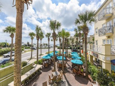 Photo for Gulf Breeze at Gulf Place with Ocean Views