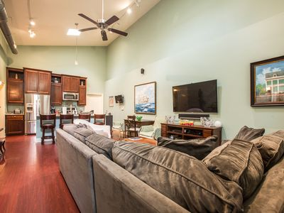 Photo for Luxury Cottage with Parking - Pool Access - Pet Friendly