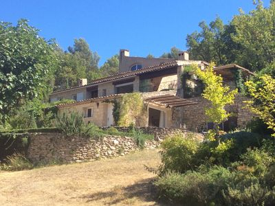 Photo for Charming, completely independent, beautifully renovated Provençal accommodation