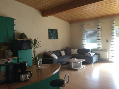 Photo for Apartment / app. for 2 guests with 70m² in Dudenhofen (95280)
