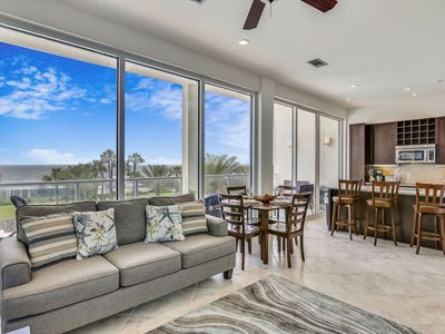 Diamond Beach 312-Island Jewel: Indoor & Outdoor Pools, Private Balcony, Panoramic View!
