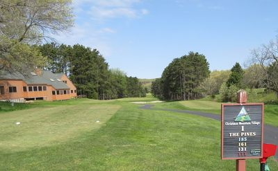 2 Bedroom Timber @ Christmas Mountain Village Resort, Golf/Ski, Wisconsin Dells