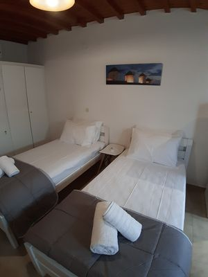 Photo for 1BR Apartment Vacation Rental in Mikonos