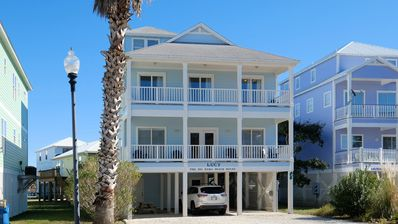 Photo for BIG BAMA BEACH HOUSE THE PERFECT FAMILY HOUSE!  RECENTLY REMODELED! NEW OWNERS!