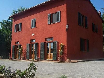 Photo for 4BR Villa Vacation Rental in Lari, Tuscany