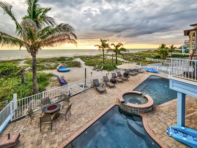 Photo for Oceanfront Villa - your private resort!
