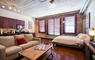 Photo for East Downtown Industrial Studio Loft