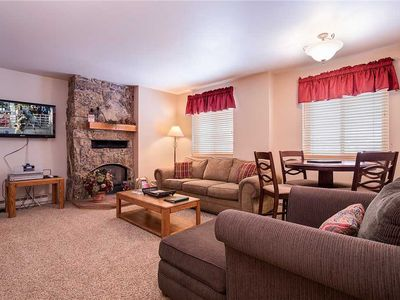 Photo for W3421 by Mountain Resorts ~ Charming Condo Close to Shopping & Dining!
