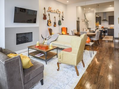 Photo for Luxe Townhouse in West End Park