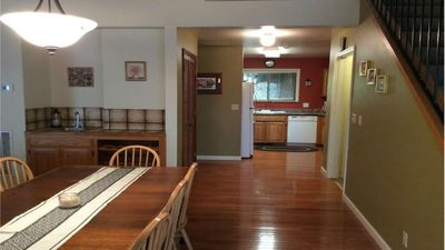 Photo for Spacious 2 bedroom Mountain Condo with Vaulted Ceilings in Gated Community