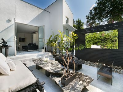 Photo for Architectural Villa in Prime West Hollywood with Pool and Spa