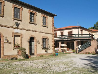 Photo for Apartment Podere San Francesco (PNC110) in Pomarance - 4 persons, 1 bedrooms