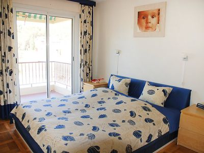 Photo for Apartment in Saint-Raphaël with Internet, Parking, Balcony, Washing machine (341376)